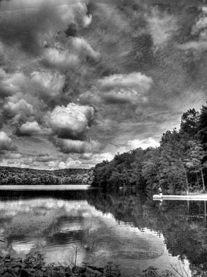 The Old Pond Original by William Fields