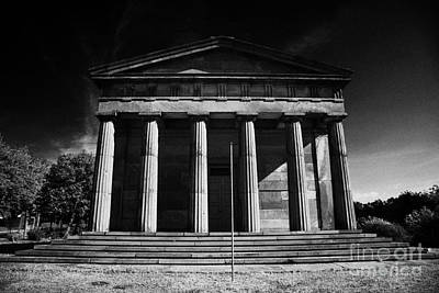 Oratory Photograph - The Oratory Former Chapel Of St James Cemetery Liverpool Merseyside England Uk by Joe Fox