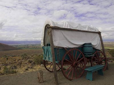 The Oregon Trail No 3 Art Print