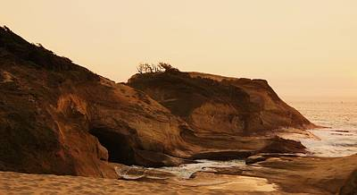 Photograph - The Other Side Of Cape Kiawanda by Angi Parks