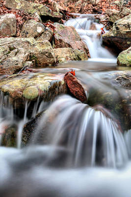 Photograph - The Outflow by JC Findley