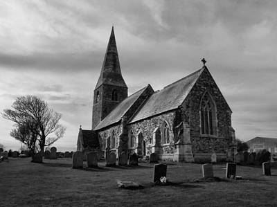 The Parish Church Of All Saints Art Print