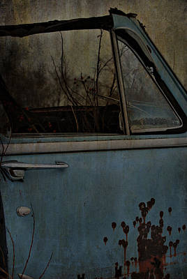 The Passenger  Art Print by Empty Wall