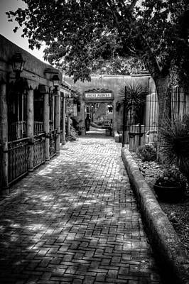 Photograph - The Patio Market In Albuquerque by David Patterson