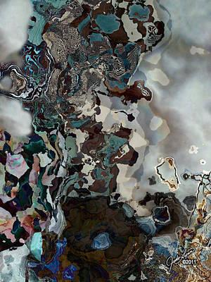 The Pearl Art Print by The Art Of JudiLynn