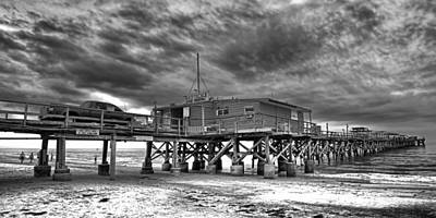 Photograph - The Pier by Gordon Engebretson