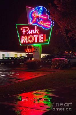 Keith Richards - The Pink Motel by Corky Willis Atlanta Photography