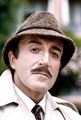 1970s Movies Photograph - The Pink Panther Strikes Again, Peter by Everett