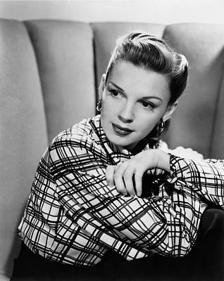 1948 Movies Photograph - The Pirate, Judy Garland, 1948 by Everett