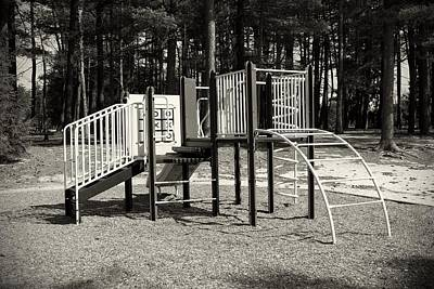 Photograph - The Playground IIi - Ocean County Park by Angie Tirado