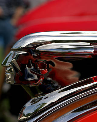 Photograph - The Pontiac Chief by Tim McCullough