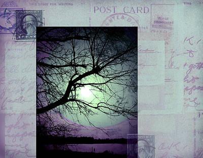 The Postcard IIi Art Print by Ann Powell