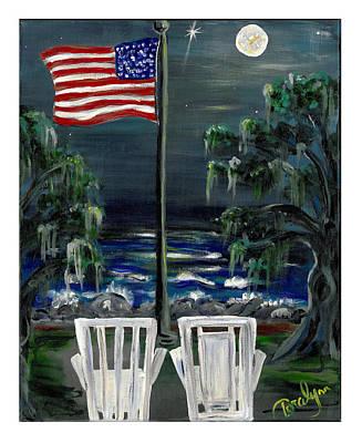 The Presidential Suite Art Print by Doralynn Lowe