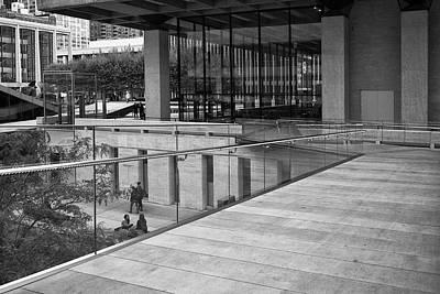 Photograph - The President's Bridge by Cornelis Verwaal