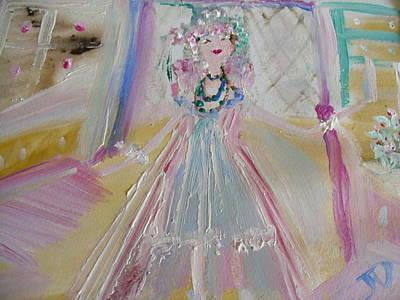 The Pretend Queen Original by Judith Desrosiers