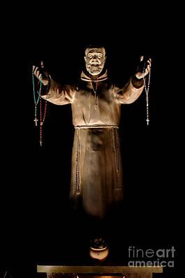 Parvati Photograph - The Priest  by Lee Dos Santos