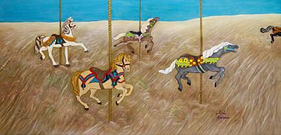 The Race Original by Linda Krider Aliotti