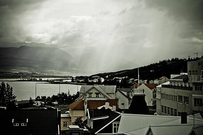 Photograph - The Rain Is Coming by Anthony Doudt