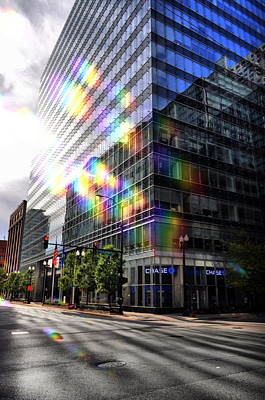 Photograph - The Rainbow Effect by Emily Stauring
