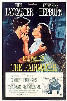 Postv Photograph - The Rainmaker, Burt Lancaster by Everett