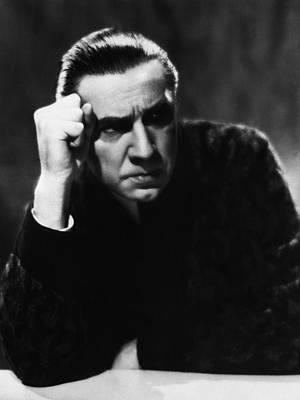 Bela Photograph - The Raven, Bela Lugosi, 1935 by Everett