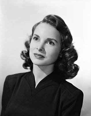1949 Movies Photograph - The Red Danube, Janet Leigh, 1949 by Everett
