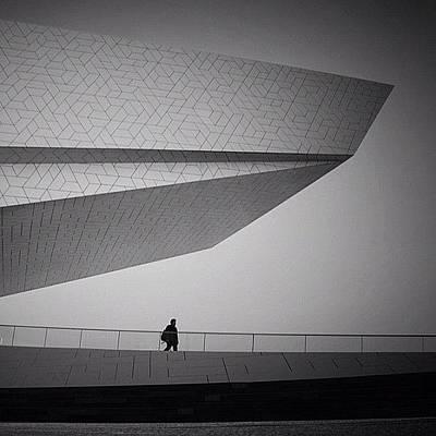 Line Wall Art - Photograph - The Return Of The Enterprise by Robbert Ter Weijden