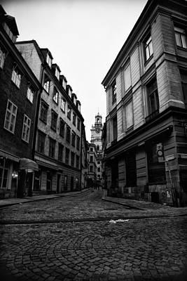 Cupola Photograph - The Right Way Stockholm by Stelios Kleanthous