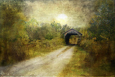 The Road Home Art Print