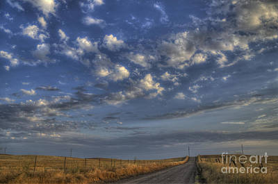 Photograph - The Road To Nowhere by Jim And Emily Bush