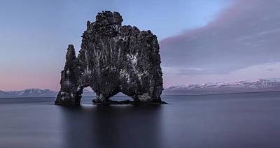 The Rock Original by Jon Gretarsson