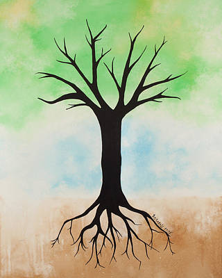 The Root Print by Jodi Leigh