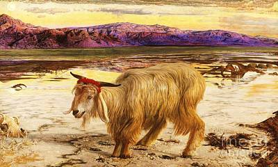 The Scapegoat Art Print by Pg Reproductions