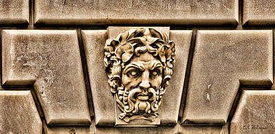 Photograph - The Scowler by Christopher Holmes