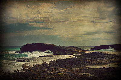 Cozumel Wall Art - Photograph - The Sea by Laurie Search