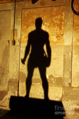 Photograph - The Shadow Of The Statue by Agusti Pardo Rossello