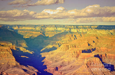 Photograph - The Shadows In The Canyon by Tara Turner