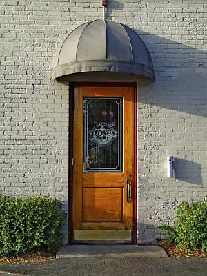 The Side Door Art Print