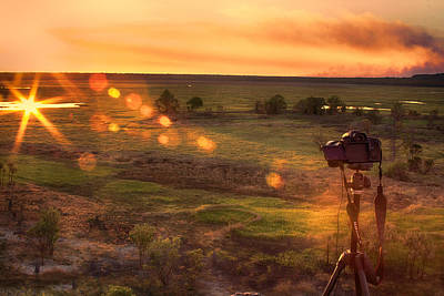 Outlook Photograph - The Significance Of Light by Douglas Barnard