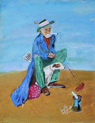 Painting - The Simple Life by Swabby Soileau