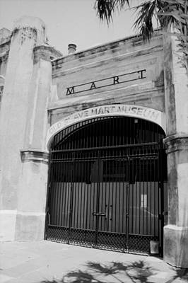 Photograph - The Slave Mart Museum by Emery Graham