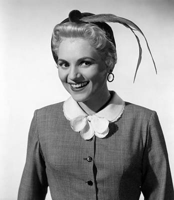 1950s Movies Photograph - The Solid Gold Cadillac, Judy Holliday by Everett