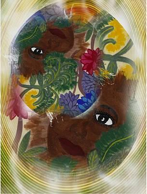 The Soul Art Print by Ruth  El