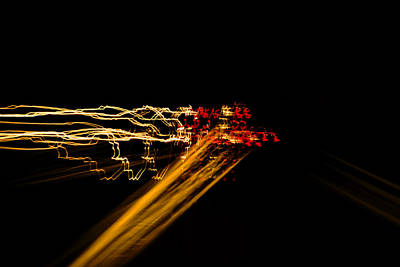 Photograph - The Sound Of Light by Van Corey