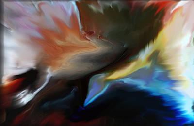 Higher Selves Digital Art - The Spiritual Awakening by Sherri's Of Palm Springs
