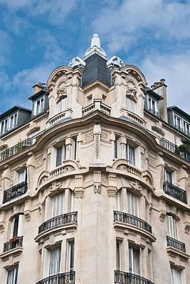 The Splendor Of Paris Art Print by Kent Sorensen
