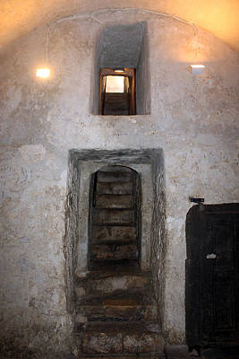 The Stairs To John The Baptist Tomb Original