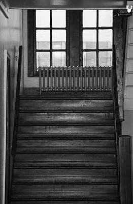 The Stairway Print by Rob Hans