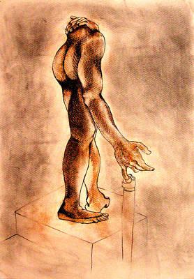 The Statue Original by Nina Mirhabibi