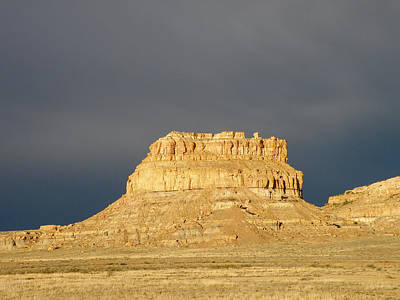 Chaco Culture Nhp Photograph - The Storm Has Passed by Feva  Fotos